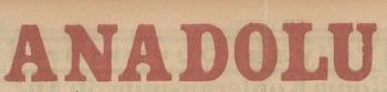 Anadolu Logosu