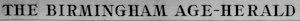 Birmingham Age Herald Logosu