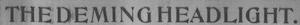 Deming Headlight Logosu