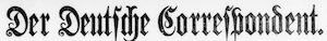 Der Deutsche Correspondent Logosu