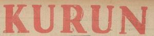 Kurun Logosu