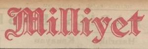Milliyet Logosu