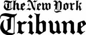 New York Tribune Logosu