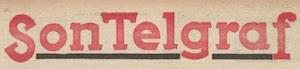 Son Telgraf Logosu