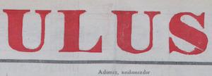 Ulus Logosu