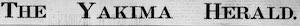 Yakima Herald Logosu