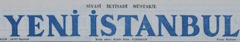 Yeni İstanbul Logosu