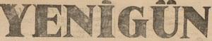 Yenigün (Antakya) Logosu