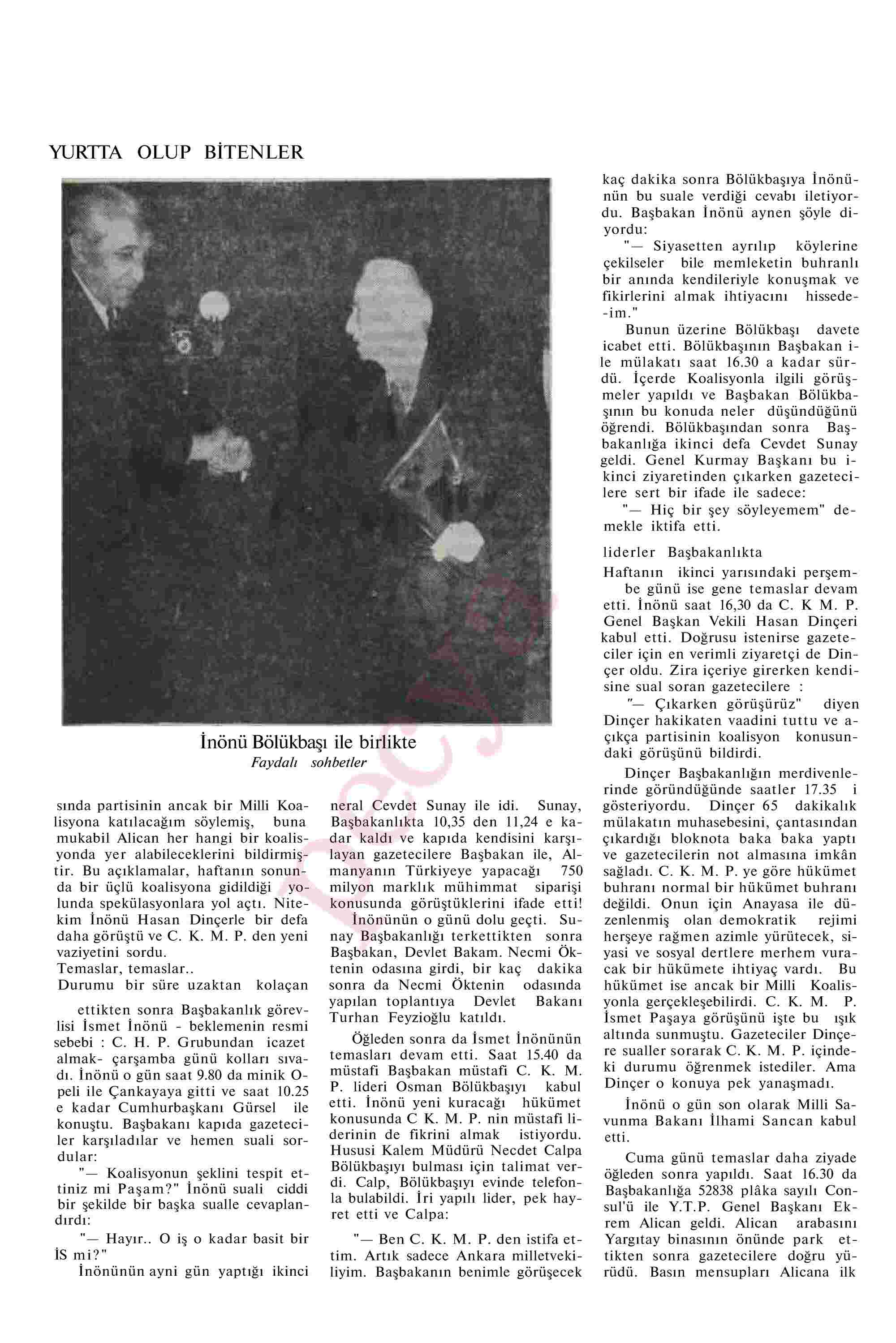 11 Haziran 1962 Tarihli Akis Dergisi Sayfa 12