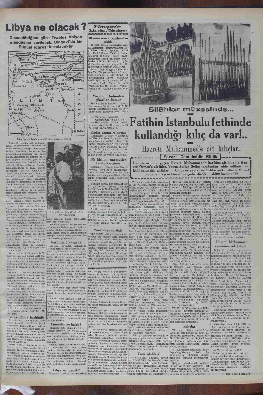 25 Nisan 1948 Tarihli Akşam Gazetesi Sayfa 5
