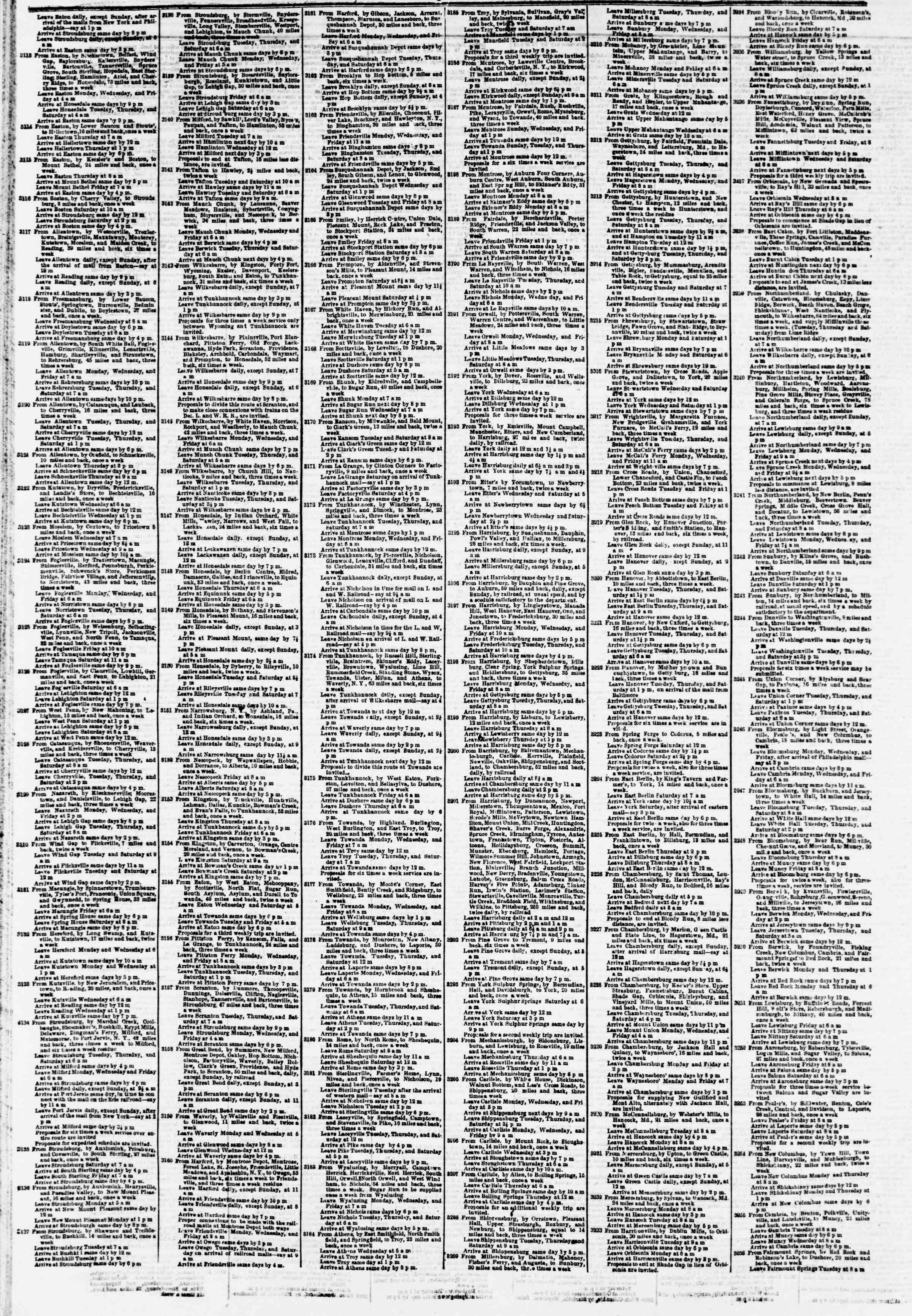 Newspaper of Evening Star dated February 9, 1856 Page 10