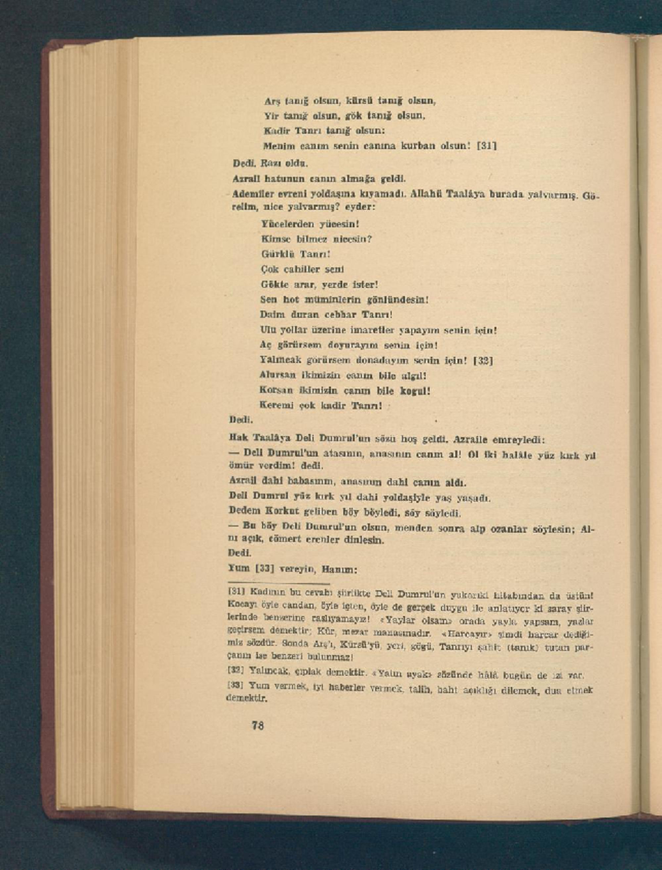 1 Haziran 1933 Tarihli Kadro Dergisi Sayfa 78
