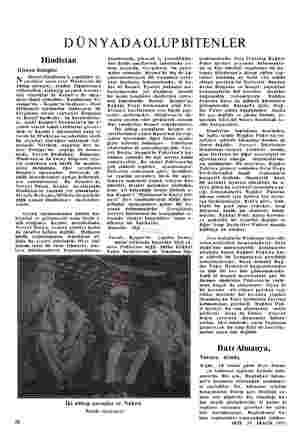 DÜNYADAOLUP BİTENLER Hindistan Dönen dolaplar ihayet Hindistan'a yaptıkları zi- N yaretleri sona eren Moskovalı iki ahbap...