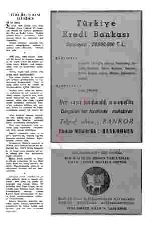 TÜRK HALİS KANI YETİŞİYOR At ve yarış 6 Ocak 1959 sabahı saat 10'da Mithat Pasa Caddesi 35 Numa- ralı binada bir faaliyet...