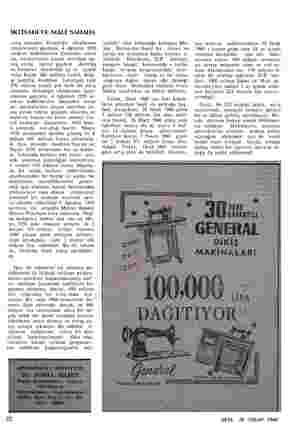 İKTİSADİ VE MALİ SAHADA artış olmuştu. be olaylarıma heyecanının geçmi 4 Ağustos 1958 istikrar eabirlerinin ilanından sonra