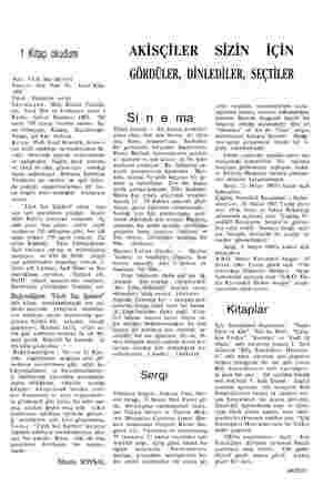 1 Kitap okudum Adı: Türk Saz Şairleri Yazarı: Ord. Prof. Dr. Fuat Köp- rülü Türü: Edebiyat tarihi Yayınlayan: Milli Kültür