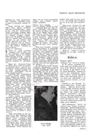 muhafazasında fayda görmekteyim, lâik Türkiyede Atatürkün icraatı- na kimse el uzatamaz» şeklinde bil- dirdi. Yalnız...