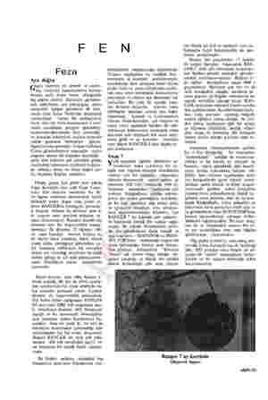 F E N Feza Aya doğru yüzyılın en önemli ve toplu- mu etkileyici yazarlarından birinin fransız asıllı Jules Verne olduğunda