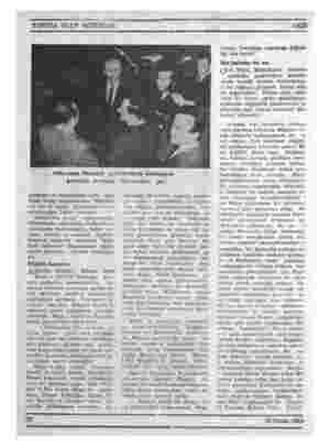YURTTA OLUP BİTENLER Süleyman Demirel Atmakla sermaye anlatmış ve'önümüzdeki hafta vapı- lacak Grup toplantısında Hüküme-