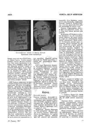 AKİS Tevetoğlunun kitabı ve Bakan Kürşat Komünizm böyle sömürülüyor lünden sonra söz alan Genel Sekre- ter Bülent Ecevit,...