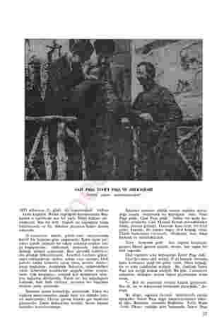 """GAZI PAŞA, İSMET PAŞA VE ARKADAŞLARI tamamlayacaktır"""" 'ihtilâli yapan 1925 şubatının 21. günü bir cumartesiydi. Ankara..."""