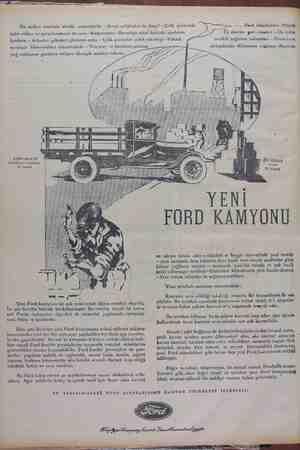Ön makas üzerinde idrolik amortisörler — Krom çeliğinden ön dingil — Çelik parmaklı Y Ö— ——— - Ford. tekerlekleri-Triplep