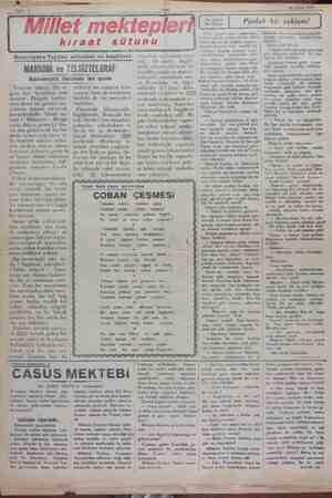 e. ş — Saifhe 6 Akgan   16 Şubat 1929 Beşeriyete faydalı MARKONİ ve TELSİZTELGRAF adamlar ve keşifleri: Bahrımuhit üstünde