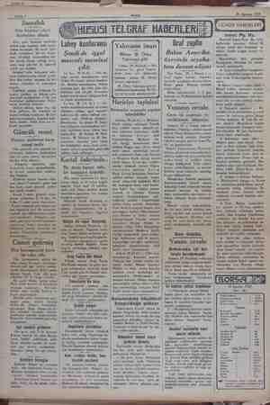 """30 Ağustos 1929 """"Susuzluk İstanbul ciheli Kerbelâya döndü Dün gene İstanbul tarafında terkos suyu kesilmiş, halk susuz-"""