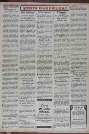 28 Teşrinievel 1929 REğm çawgppadan Gülhane parkı Edebiyatı cedide - sanatkârları Tepehaşı bahçesinden, Fecriatici- ler de