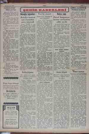 22 Teşrinisani 1929 AKŞAMDAN AKŞAMA Hilei şer' 'iye Meğer hilei şer'iyeyi yalnız - biz yadmıyormuşuz; Avrupa'lılar,...