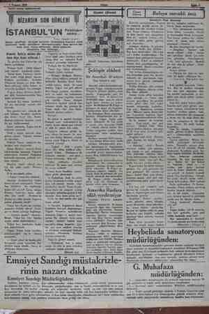 mmuz 1930 Tarihi roman tetrikamız:86 BİZANSIN SON GÜNLERİ İSTANBUL'UN Günler geçtikçe, sarayda çeviri tarafından tertip ©!
