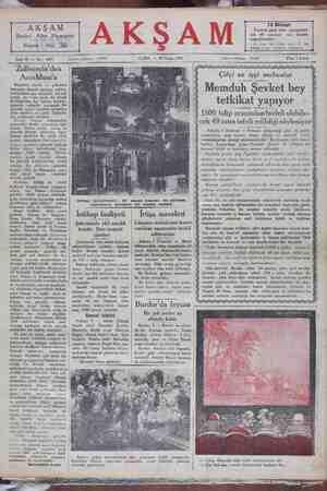 BC S eee VO 5 2207 A SAT UĞRU N ee — Zollverein'den Anschluss'a Bugünkü büyük ve yekvücut Almanya devleti yerinde, vaktile, birbirinden ayrı, müstakil, bir çok küçük devletler vardı. Bu küçük devletlerden her birinin hududu, gümrük setlerile ayrılımıştı. Bu gümrük engeli ticaretin inkişafına uzun müddet set çekti. Gümrük- leri kaldırmak istediler. Evvelâ — Prusya ON Ş P OA SK C ' Çifçi ve işçi mebuslar Memduh Şevket bey tetkikat yapıyor 1500 talip arasından faideli olabile-