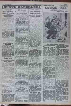 EE  MM£—E——a 2, 11 Kânunusani 1932 EE) Sahife 5 Zeytin ağaçları Hastalığa karşı tedbirler alınıyor Haşarat enstitüsünün halka