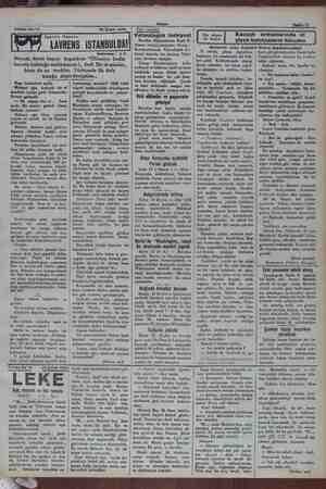 "aa em RM a e PM e e) Tefrika No:74 İngiliz Casusu KOR ""LANRENS iSTANBU 25 Şubat 1922 A Nakleden: |, Nevzat, demir kapıyı..."