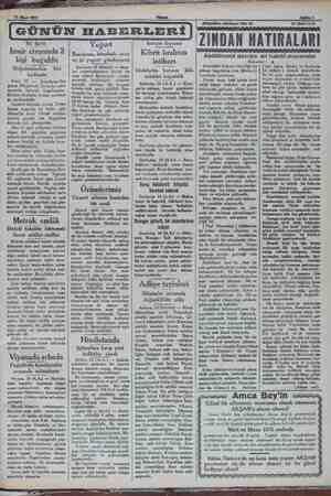 15 Mart 1932 Iki facia İzmir civarında 2 kişi boğuldu Boğulanlardan biri kadındır Izmir 13 — Kemalpaşa'dan geçen Nif...