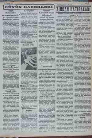 23 Haziran 1932 Akşam Sahife $ ———— —— a Izmirde Rum emlâki ne zaman satılacak? Işe başlamak için iskân idaresinin lâğvı