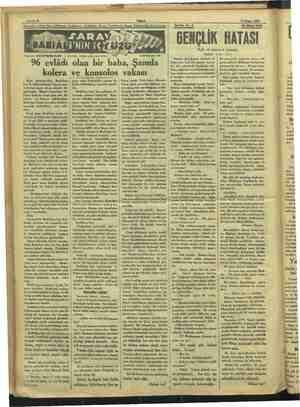 i Li Yazan: SULEYMAN KANI — Tercüme, iktibas hakkı mahfuzdur — evlâdı Tefrika No. 68 olan bir bek Şamda Tet akn No, No.3 2