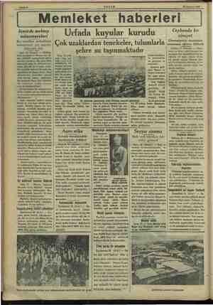 > ini : - Sahife 8 AKŞAM. 23 Haziran 1933 emleket haberleri Izmirde mektep müsamereleri Kız muallim müsameresi çok...