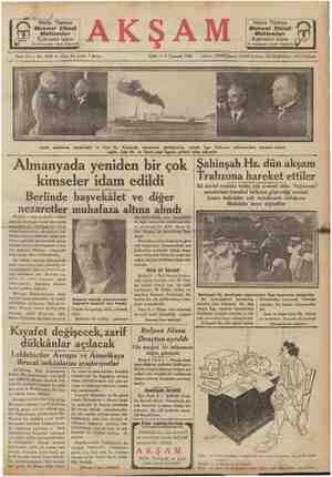 Bütün Türkiye | Mehmet Efendi .Mahtumları Kahvesini içiyor İst, Misrçarşısi kapısı karşısında ma m — Sene 16 -— No: 5650 —