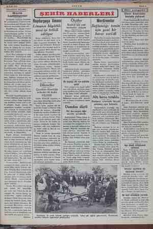 : 28 Eylül 1934 Sahi Ç AKŞAMDAN AKŞAMA Mısırda kapitülâsyonlar İstanbulda toplanan beynelmi- Tel parlâmentolar...