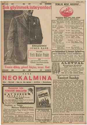 Sahife 12 AK ? AM 10 Mayıs 1935 mmm mm w wwe YENİLİK, NEŞE, HiSSİYAT.. Sahibinin Sesi yeni imlâ ettiği plâkları satışa...