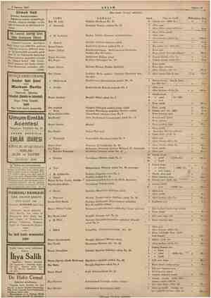   6 Ağustos 1935 - tanbu A Ba kıtaat için 9000 kilo Ekmek fiat , İstanbul Belediyesinden: gustosun yedinci garşamba gü-...