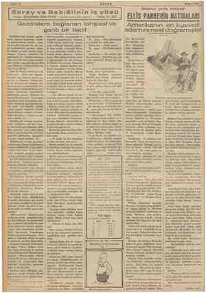 """e 4 """" Ş © buyüzden pe ; gazetelere birer vi gön- Fakat bu g türüp bıraktı. (1) E Orient gazetesi sarf Abdülha de taşra gi..."""