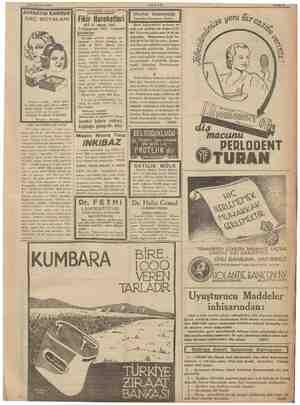 2 Kânunusani 1937 JUVANTIN KANZUK SAÇ BOYALARI Kumral ve siyah o olarak sabit ve tabii renk verir. Ter ve yıkan- makla...