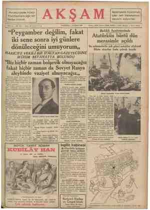 Ispanyada hükümet- çiler ileri hareketine devam ediyorlar. Avusturyada hüküö- met Nazilere ağır bir darbe indirdi. m Bene 19