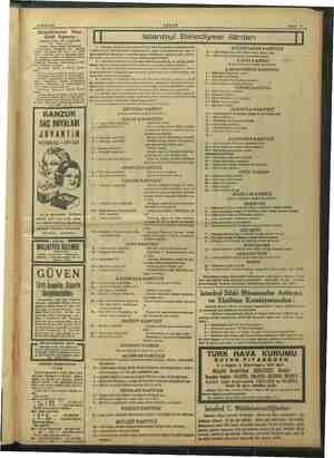 30 Eylül 1937 Scandinavian Near East Agency Galatada Tabir ban 3 üncü kat Tel: 44991 «3-3 Svenska Orlent Linlen Gethenborç