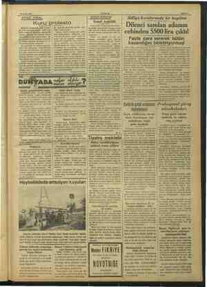 30 Eylül 1937 SE AKŞAM ——iYASI ICMAL: İKTİSADİ MESELELER: Kuru protesto Esnaf teşkilâtı Mületler Cemiyetinin 1933 senesin-