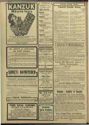 AKŞAM NEŞRİYATI ŞU YERLERDE SATILIR: Akşam gazetesinde Babiâli, Acımusluk sokak No. 13 istanbulda HALİT, kütüphanesinde