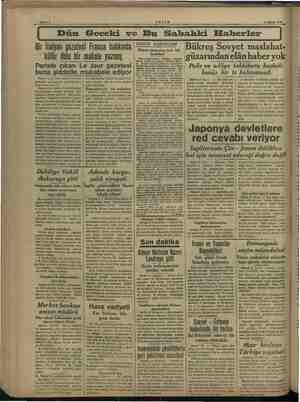 Bir Italyan gazetesi Fransa hakkında küfür dolu bir makale yazmış © kan Le Jour gazetesi detle mukabele ediyor Pariste Sx