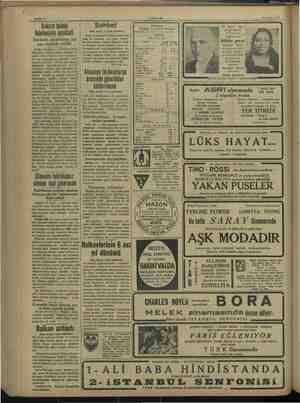 Bahife 4 AKŞAM 19 Şubat 1958 Ankara hukuk | talebesinin seyahati Berlinde şereflerine bir çay ziyafeti verildi Berlin...